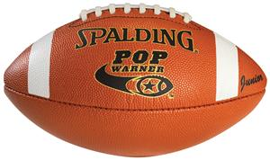 Spalding Pop Warner Composite Footballs C/O