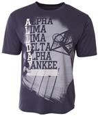 A4 Adult All Day Alpha Lima Basketball Tee - CO