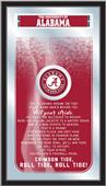 Holland University of Alabama Fight Song Mirror