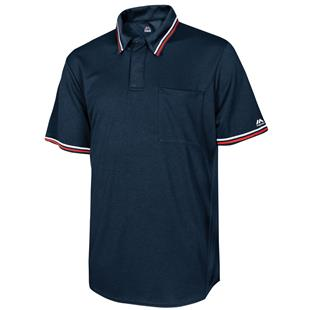 Majestic Adult Cool Base Umpire Polo CO