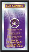 Holland East Carolina University Fight Song Mirror