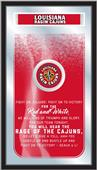 Holland University of Louisiana Fight Song Mirror