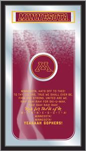 Holland University of Minnesota Fight Song Mirror