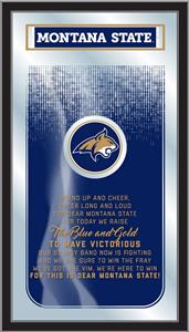 Holland Montana State University Fight Song Mirror