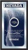 Holland University of Nevada Fight Song Mirror