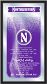 Holland Northwestern University Fight Song Mirror