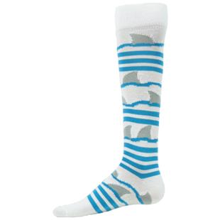 Red Lion Shark Striped Athletic Socks - Closeout