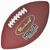 Markwort Top Quality Leather Junior Size Footballs
