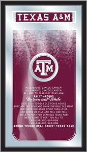 Holland Texas A&M University Fight Song Mirror