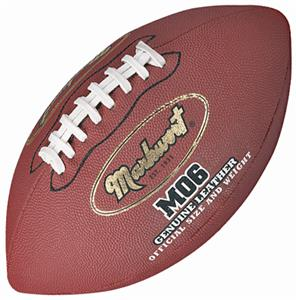 Markwort Quality Leather Official Size Footballs