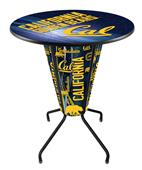 Holland Univ of California Lighted Pub Tables