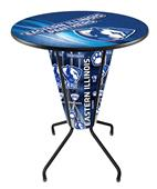 Holland Eastern Illinois Univ Lighted Pub Tables