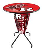 Holland Rutgers University Lighted Pub Tables