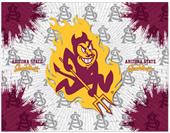 Holland Arizona St. Sparky Logo Printed Canvas Art