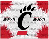 Holland Univ of Cincinnati Logo Printed Canvas Art