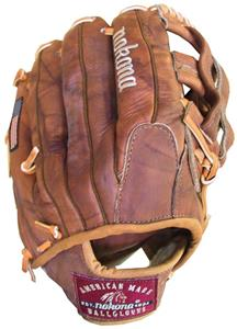"Nokona Walnut Baseball 11.75"" Leather Crunch Glove"