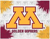 Holland Univ of Minnesota Logo Printed Canvas Art