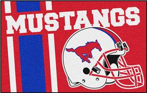 Fan Mats NCAA Southern Methodist Univ Starter Mat