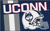 Fan Mats NCAA University Connecticut Starter Mat