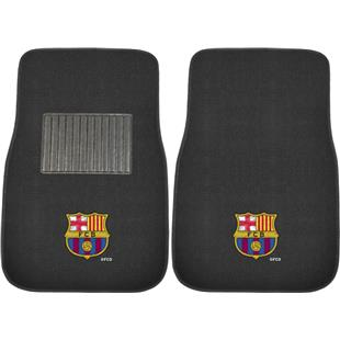 Fan Mats MLS FC Barcelona Embroidered Car Mat(set)