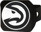 Fan Mats NBA Atlanta Hawks Black Hitch Cover