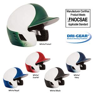 Champro Pro-Plus Softball Batting Helmets - NOCSAE