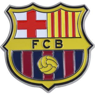 Fan Mats MLS FC Barcelona Colored Vehicle Emblem