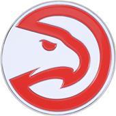Fan Mats NBA Atlanta Hawks Colored Vehicle Emblem