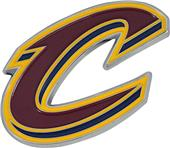 Fan Mats NBA Cleveland Colored Vehicle Emblem