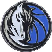 Fan Mat NBA Dallas Maverics Colored Vehicle Emblem