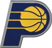 Fan Mats NBA Indiana Pacers Colored Vehicle Emblem