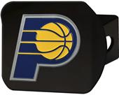 Fan Mat NBA Indiana Pacers Black/Color Hitch Cover