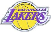 Fan Mats NBA LA Lakers Colored Vehicle Emblem