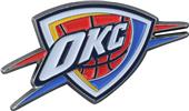 Fan Mats NBA OKC Thunder Colored Vehicle Emblem