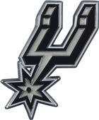 Fan Mats NBA San Antonio Colored Vehicle Emblem