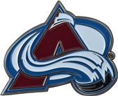 Fan Mats NHL Colorado Colored Vehicle Emblem