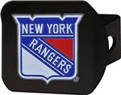 Fan Mats NHL NY Rangers Black/Color Hitch Cover