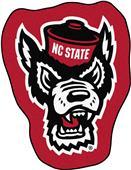 Fan Mats NCAA NC State Mascot Mat