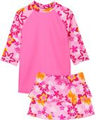 Tuga Swimwear Girls Tropical Breeze 3pc Swim Set