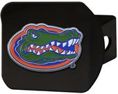 Fan Mats NCAA Florida Black/Color Hitch Cover