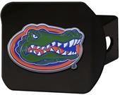 Fan Mats NCAA Florida Black/Color Hitch Cover