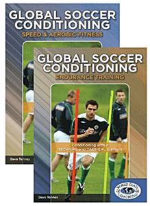 Global Soccer Conditioning  Combo 2 DVD Set