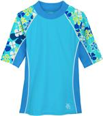 Tuga Swimwear Girls Seaside S/S Rash Guards