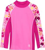 Tuga Swimwear Girls Shoreline L/S Rash Guards