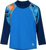 Tuga Offshore Boys Long Sleeve Rash Guard