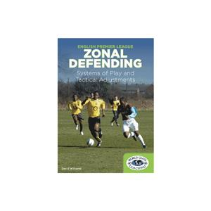 English Premier League Zonal Defending 4 DVDs