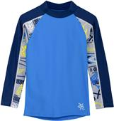 Tuga Sunwear Boys Tube Long Sleeve Rashguards