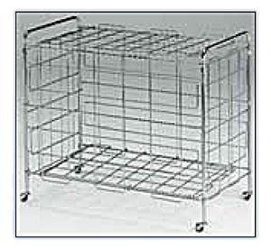 Ball Cage Portable Ball Storage Unit  B-B16