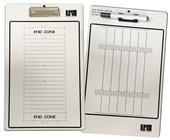 United Athletic Football Dry Erase Coach Clipboard
