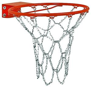 Markwort Metal Chain Basketball Goal Nets